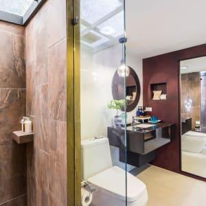 Peace Resort à Ko Samui: Deluxe Bungalow | Bathroom