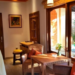 Puri Dajuma in Nordbali: Deluxe Cottage Garden View   VIP Cottage Ocean View