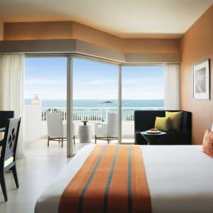 Taj Bentota Resort and Spa: Deluxe Delight Sea View