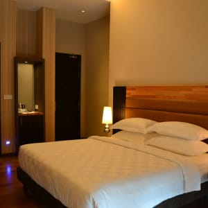 The Ranee Boutique Suites in Kuching: Deluxe Double Suite