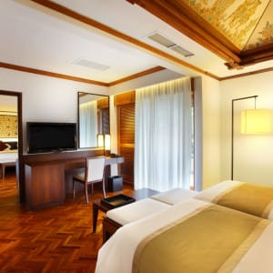 Nusa Dua Beach Hotel & Spa à Sud de Bali: Deluxe for 4