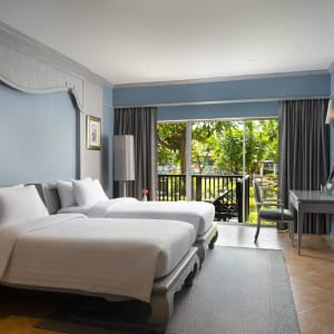 Aonang Villa in Krabi: Deluxe Garden