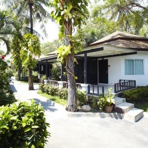 Chaweng Cove Beach Resort in Ko Samui: Deluxe Garden Bungalow | Exterior