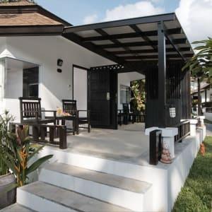 Chaweng Cove Beach Resort in Ko Samui: Deluxe Garden Bungalow | Terrace