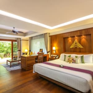Santiburi Koh Samui à Ko Samui: Deluxe Garden Villa