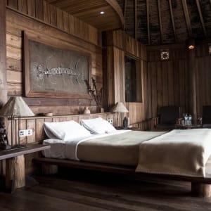 Papouasie – un voyage dans un autre temps de Jayapura: room: Deluxe Honai | Interior