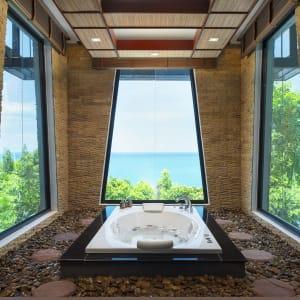 Panviman Resort in Ko Phangan: Deluxe Jacuzzi Grande