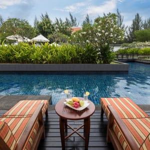 JW Marriott Khao Lak Resort & Spa: Deluxe Lagoon Pool Access