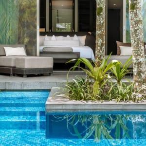 Twinpalms Phuket: Deluxe Lagoon Pool Room