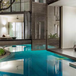Twinpalms Phuket: Deluxe Lagoon Pool Room | Pool