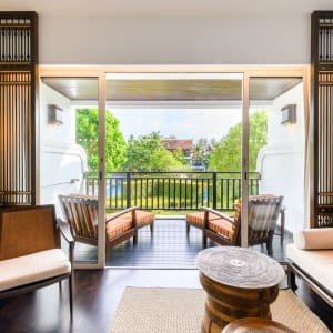 JW Marriott Khao Lak Resort & Spa: Deluxe Lagoon Pool View | Balcony
