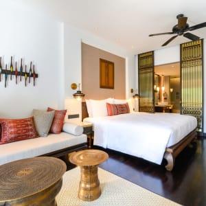 JW Marriott Khao Lak Resort & Spa: Deluxe Lagoon Pool View | King