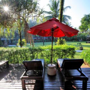 Ramada Resort by Wyndham Khao Lak:  Deluxe Lanai | Terrace
