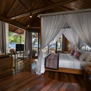 Gangga Island Resort & Spa in Manado: Deluxe Minahasa Bungalow