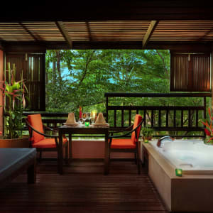 Bo Phut Resort & Spa à Ko Samui: Deluxe Outdoor Jacuzzi