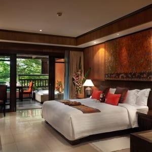 Bo Phut Resort & Spa in Ko Samui: Deluxe Outdoor Jacuzzi