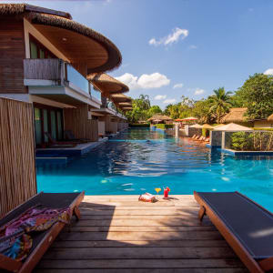 Tup Kaek Sunset Beach Resort à Krabi: Deluxe Pool Access