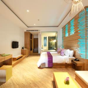 Sai Kaew Beach Resort à Ko Samed: Deluxe Premier Room