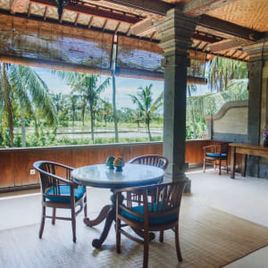 Alam Shanti à Ubud: Deluxe Ricefield View by Swimming Pool   Yamuna