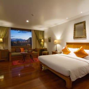 Imperial River House à Chiang Rai: Deluxe Riverview