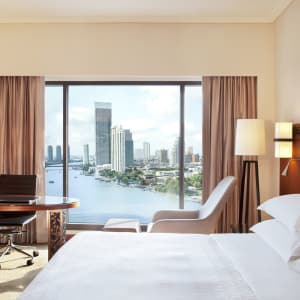 Royal Orchid Sheraton in Bangkok: Deluxe Riverview