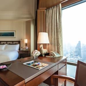 The Peninsula Bangkok: Deluxe Room