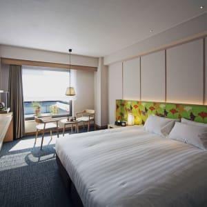 Noku Kyoto Hotel: Deluxe Room