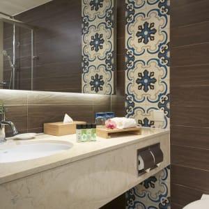 Orchard Rendezvous à Singapour: Deluxe Room   Bathroom