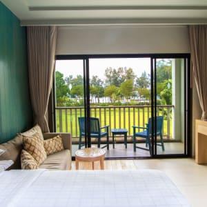 Dusit Thani Krabi Beach Resort: Deluxe Sea Facing