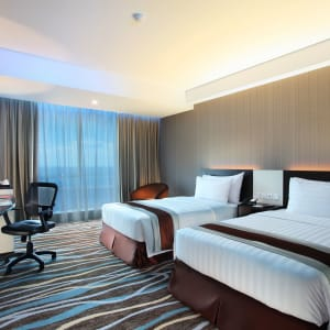 Swiss-Belhotel Makassar:  Deluxe Sea View | Twin