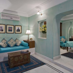 Samode Haveli in Jaipur: Deluxe Suite