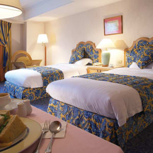 The Riviera in Taipei: Deluxe | twin room