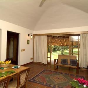 Spice Village in Thekkady: Deluxe Villa