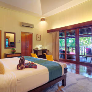 Bungaraya Island Resort à Kota Kinabalu:  Deluxe Villa