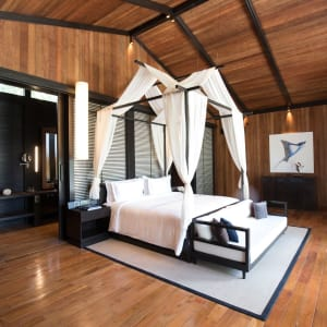 Taj Exotica Resort & Spa in Andamanen: Deluxe Villa