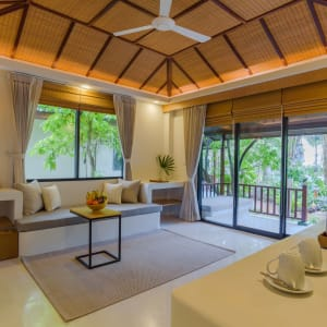 Paradise Beach Resort in Ko Samui: Deluxe Villa