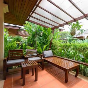 Samui Jasmine Resort à Ko Samui: Deluxe Villa (Jacuzzi)