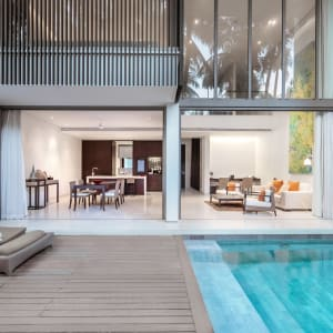 Twinpalms Phuket: Duplex Pool Suite 1-Bedroom