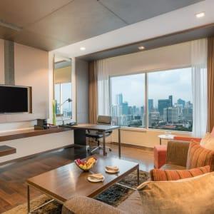 Pathumwan Princess in Bangkok: Execuplus Suite