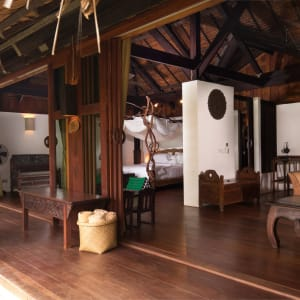 Koyao Island Resort in Ko Yao: Family Beach Villa (4 adults)