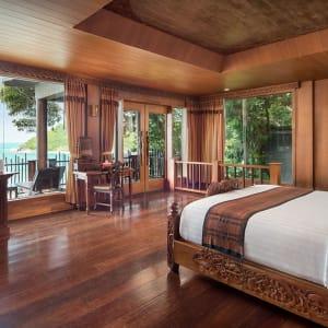 Panviman Resort in Ko Phangan: Family Cottage
