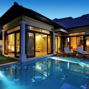 Melati Beach Resort & Spa in Ko Samui: Family Pool Villa