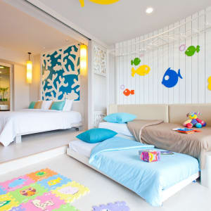 The Sands Khao Lak by Katathani: Family Room (Lagoon Wing)