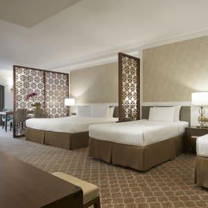 Orchard Rendezvous à Singapour: Family Suite 4   Bedroom