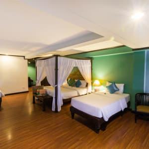 Fair House Beach Resort & Hotel à Ko Samui: Family Suite | Bedroom