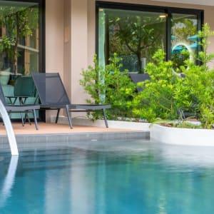 La Flora Khao Lak:  Flora Pool Access