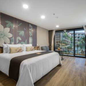 La Flora Khao Lak:  Flora Room