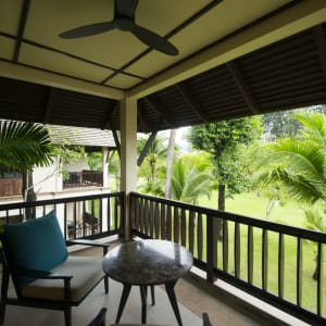 Layana Resort & Spa in Ko Lanta: Garden Pavilion | Balcony