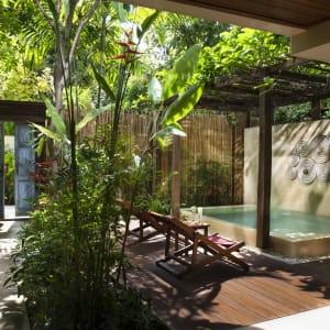Anantara Rasananda Koh Phangan Villas in Ko Phangan: Garden Pool Suite