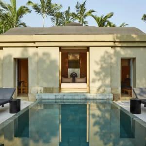Amanjiwo à Yogyakarta: Garden Pool Suite